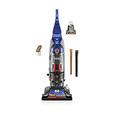 Hoover Vacuum Cleaner WindTunnel 3 Pro Pet Bagless Corded Upright Vacuum UH70935