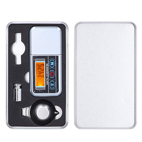 Báscula de joyería, compacta y portátil, mini bolsillo, tocadiscos digital, lápiz óptico, básculas de fuerza, herramientas de ponderación, báscula de bolsillo(100/0.005G)