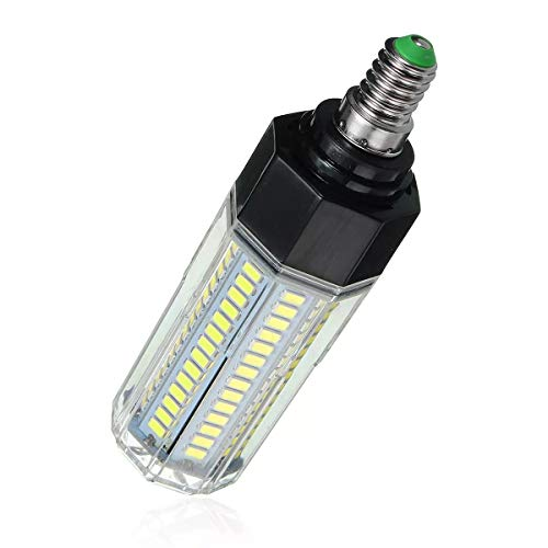 LED Bulb E14 15W 5730 Luce del cereale LED SMD Lampada della Lampadina Non dimmerabili AC110-265V Lampadina (Color : Warm White)