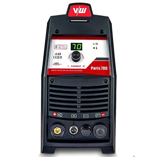 Plasmaschneider Plasmaschneidgerät Plasmacutter Cut mit 70 Ampere und Pilotzündung + digitales Anzeigendisplay von Vector Welding - 5