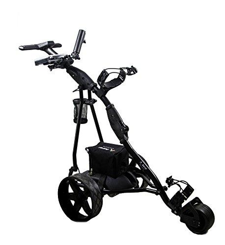 Airel Carrito de Golf Eléctrico Plegable | Carro Golf Batería Litio | Carro Golf 3 Ruedas | Carrito Golf Plegable | Golf Trolley | Golf Cart | Carro Golf