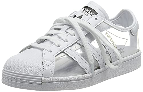 adidas Superstar, Zapatillas Deportivas Hombre, Supplier Colour Core Black FTWR White, 36 2/3 EU