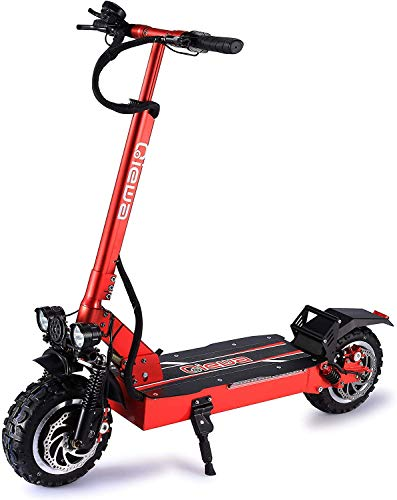 QIEWA QPOWER 3200W Double Motor Electric Scooter with Speed Max 56 MPH,Load 500lbs