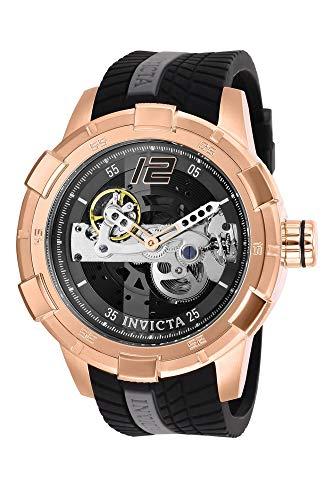 Invicta 28595 S1 Rally Reloj para Hombre acero inoxidable Automático Esfera plata