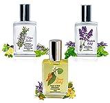 Lemon, Juniper, Grapefruit and Black Pepper) Essential Oils for
