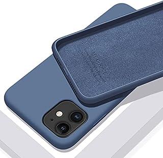 حافظة الهاتف والأغطية - حافظة فاخرة من السيليكون السائل الأصلي لـ أيفون 11 12 13 Pro Max mini 7 8 6 6S Plus XR X XS MÁX 5 ...