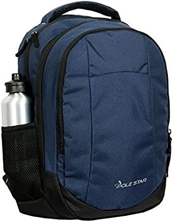 "POLE STAR""Noble Blue 32 Ltrs Casual bagpack/School Bag/Laptop Backpack"