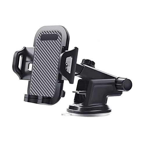 Soporte para teléfono móvil Tenedor del teléfono del coche del parabrisas Universal en el soporte del soporte del teléfono móvil del automóvil soporte del teléfono del soporte del coche
