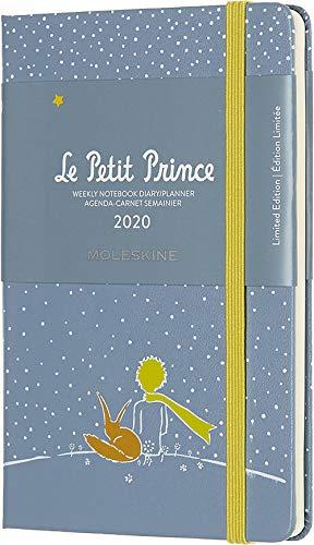 Moleskine The Little Prince Special Edition Fuchs Taschenkalender2020 (mit Wochenübersicht, 12 Monate, mit Hardcover und elastischem Verschluss, Pocket 9 x 14 cm, 144 Seiten)