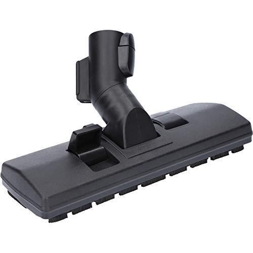 McFilter Bodendüse für Miele Compact/Complete C2 Staubsauger Serie, Staubsaugerdüse mit 35mm Anschluss sowie Einrast-und Parkfunktion