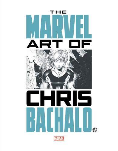 Marvel Monograph: The Art of Chris Bachalo - Thomas, John Rhett, Bachalo, Chris