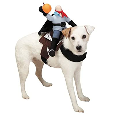 Headless Horseman Dog Costume
