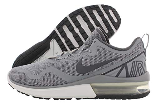 Nike Air MAX Fury, Zapatillas de Running para Hombre, Gris (Wolf Grey/Dk Grey/Stealth 004), 36.5 EU