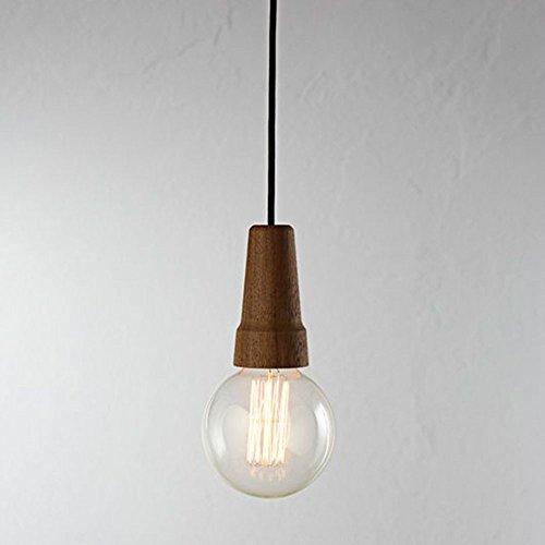 Nordlux Pendelleuchte, Holz, E27, braun, 0 x 0 x 13 cm