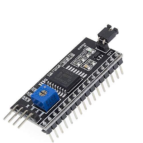 Mechatronics-Pro I2C TWI SPI Serial Interface Board Module Port LCD1602 Display für Arduino und Raspberry