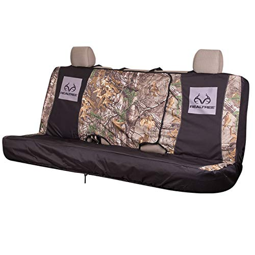 Realtree Camo Seat Covers | Low Back | Xtra Camo | 2 Pack