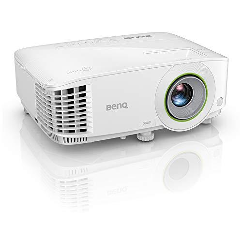 Projetor Smart BenQ EH600 Full HD 1080p, DLP, 3.500 ANSI Lumens, Projeção Wireless