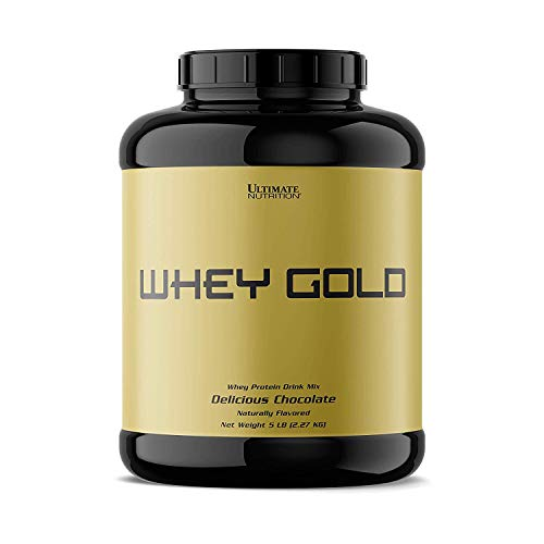 Ultimate Nutrition Whey Gold Delicious Chocolate - 2278 gr