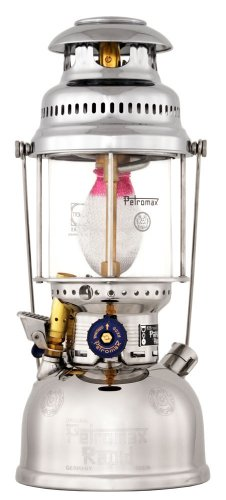 PETROMAX(ペトロマックス) 灯油ランタン HK500 ニッケル 【日本正規品】 2150