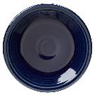 """Homer Laughlin 464105 Fiesta Cobalt Blue 7 1/4"""" China Salad Plate - 12/Case"""