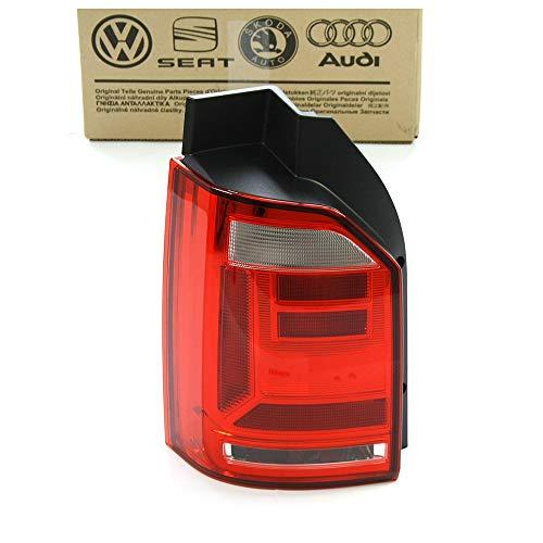 Volkswagen 7E0945095AD Schlussleuchte links Rückleuchte Rücklicht, nur Halogen, nur Heckklappe