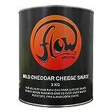 Flow Salsa de queso cheddar suave 3kg