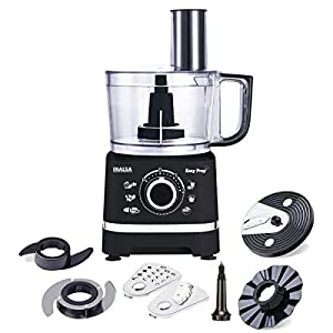Amazing space and time saver - now you do not need to buy multiple appliances to perform everyday tasks. This multi-function 800W food processor does it all be it chopping, kneading and shredding. Spend less time in the kitchen. Power Requirement : A...
