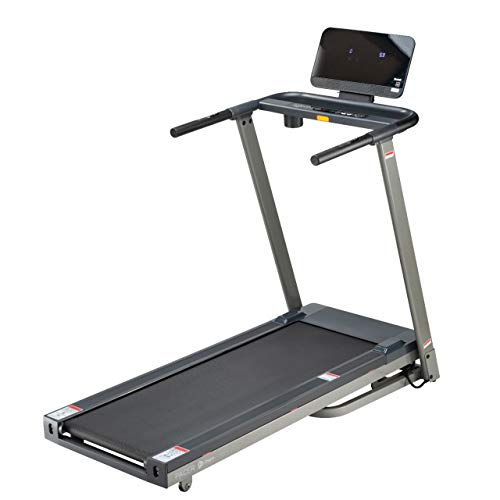Lifepro Pacer Folding Treadmill for Home - Smart Motorized...