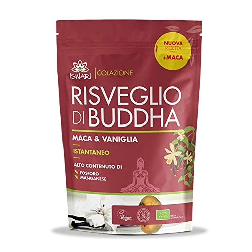 Iswari Despertar de Buda Maca y Vainilla - 360 g