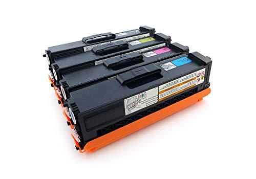 Green2Print Toner Toner-Set, 4 Kartuschen 14500 Seiten ersetzt Brother TN-325BK, TN-325C, TN-325M, TN-325Y passend für Brother DCP9055CDN, DCP9270CDN, HL4140CN, HL4150CDN, HL4570CDW, HL4570CDWT,