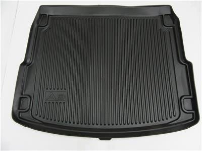 AUDI OEM 2011-2015 A8 All Weather Cargo Mat Trunk Liner Tray Protector 4H0061180