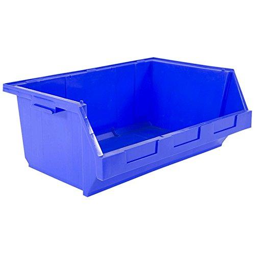 Novap - Bac a bec pick-in 45 litres - Bleu
