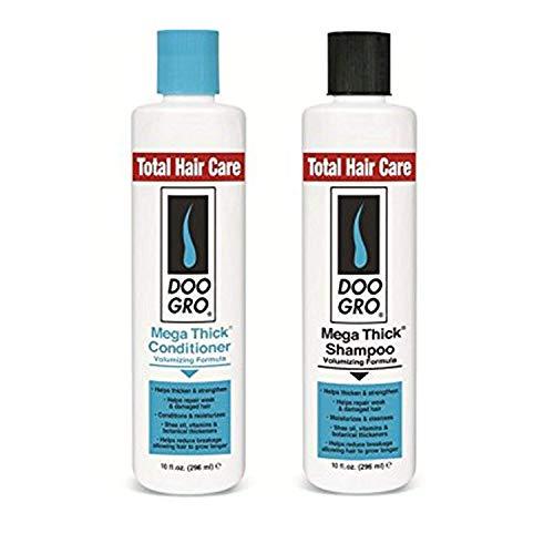 Doo Gro Anti-thinning Mega Thick Shampoo & Conditioner Set - 10fl by Doo Gro