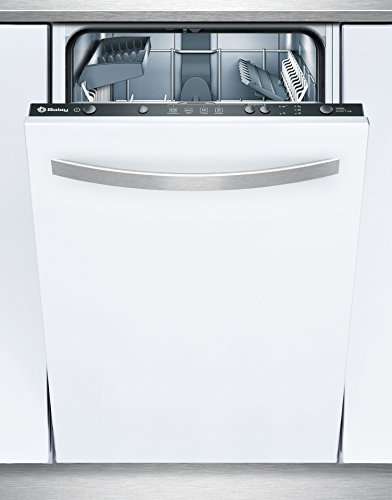 Balay 3VT304NA Totalmente integrado 9cubiertos A+ lavavajilla - Lavavajillas (Totalmente integrado, White,Not applicable, Full size (45 cm), Botones, 1,75 m, 1,65 m)