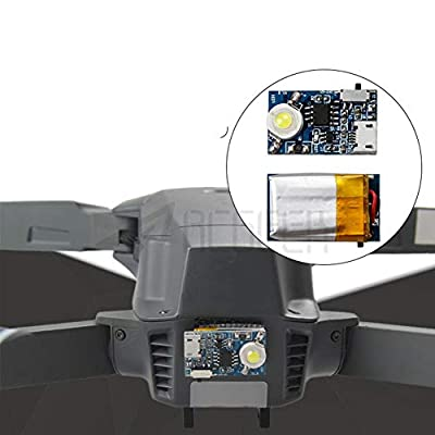 Flash Strobe Lamp Night Flight Lights for DJI Mavic Air/Pro Spark Phantom Drone