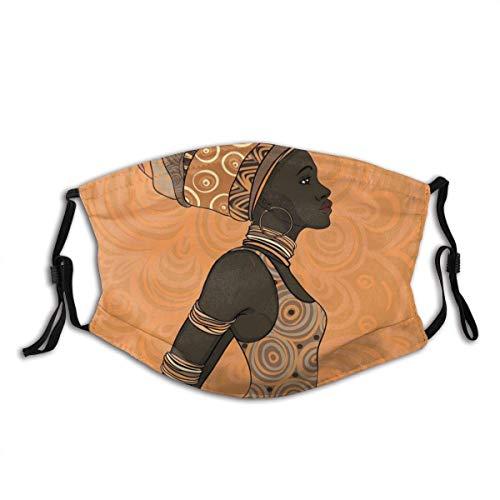 Bequeme Winddichte Maske, Frau ist das Neue Starke Zitat im Zentrum eines Herzens Modische, gedruckte Gesichtsdekorationen für Unisex