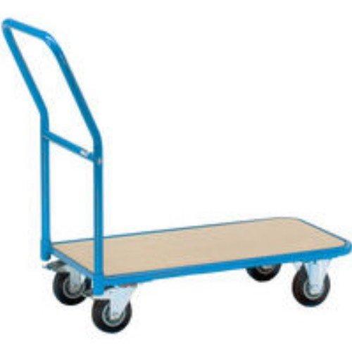 Vfm 357363 Chariot de rangement économique 200 kg Bleu/marron