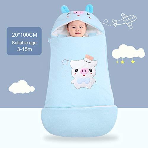 Pannow Gigoteuse pour bébé avec longueur réglable