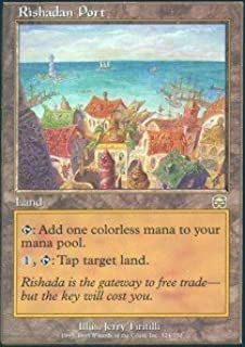 Magic: the Gathering - Rishadan Port - Mercadian Masques - Foil