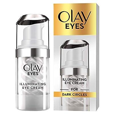 Olay Eyes Illuminating Eye Cream with Niacinamide for Dark Circles, 15ml by Procter Gamble