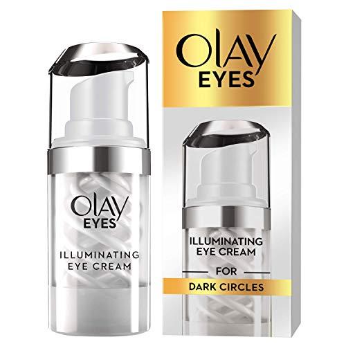 Olay Eyes Illuminating Eye Cream with Niacinamide for Dark Circles, 15 ml