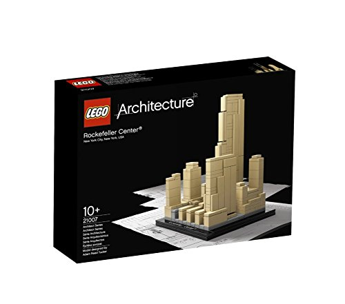 LEGO Architecture 21007 - Rockefeller Plaza