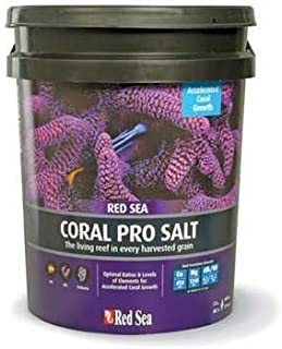 red sea coral pro salt mix 175 gallon