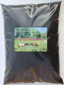 うまの堆肥【完熟馬糞】30L/3袋セット
