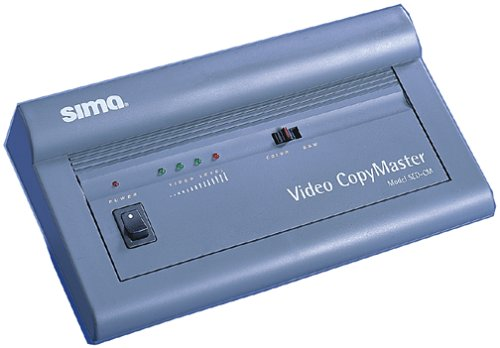 Sima SED-CM Video CopyMaster (Discontinued by Manufacturer)