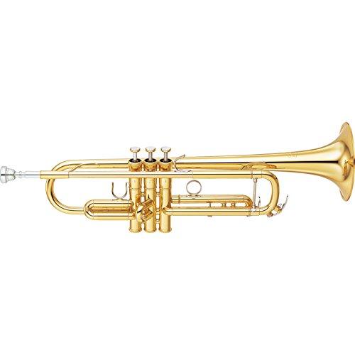 Yamaha YTR-8335LA Custom Series Bb Silver-Plated Trumpet