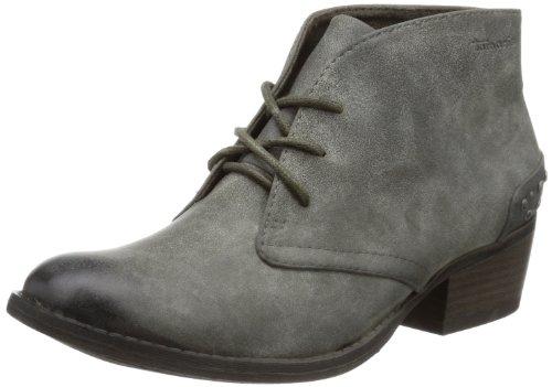 Tamaris Damen Trend Desert Boots, Grau (GRAPHITE 206), 36 EU