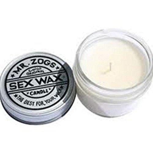 Sex Wax Candle 4 oz (Choose Scent) (Coconut)
