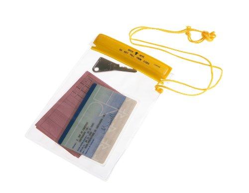 CAO - A1300258 - Fourniture Scolaire - Pochette Imperméable - 18x13 cm