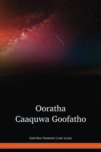 Gofa New Testament (Latin script)